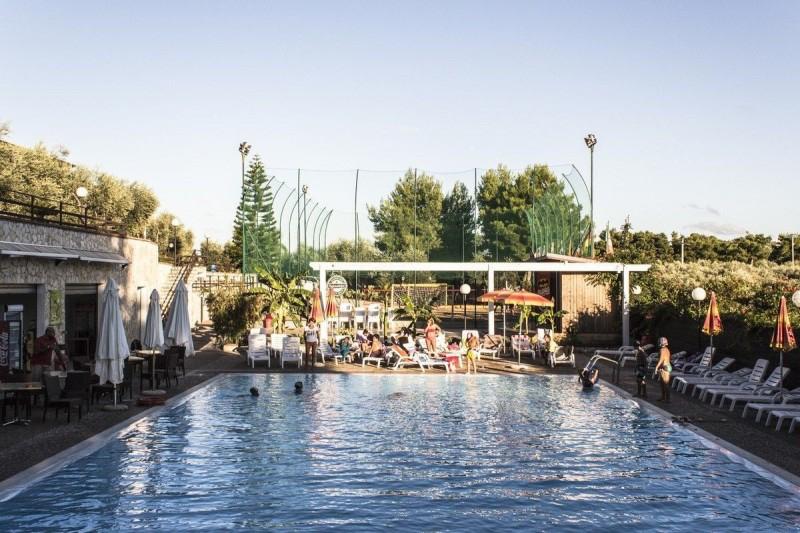 Villaggio Turistico Defensola- Piscina