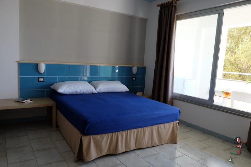 Camera matrimoniale appartamento Villaggio delle Sirene
