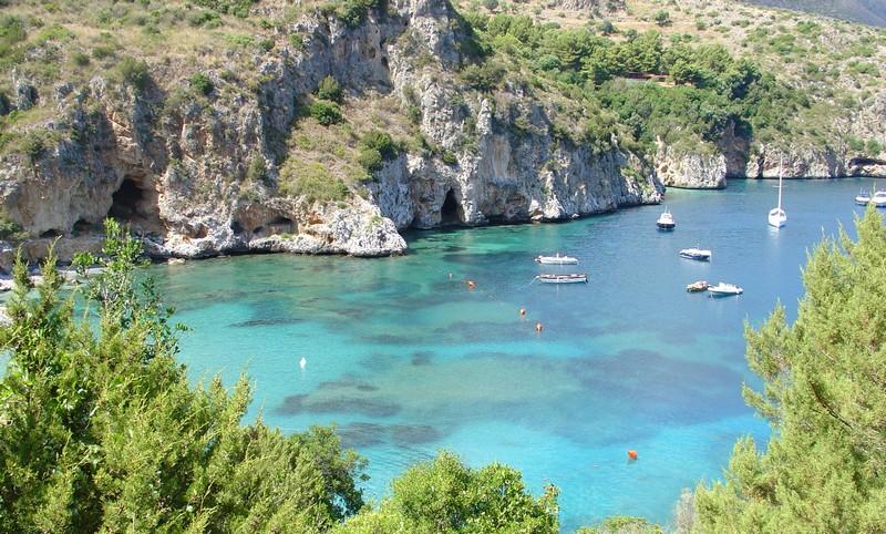 Paesaggio Marino Villaggio delle Sirene