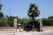 Camping Marina del Convento- Ingresso Villaggio