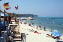 Camping Marina del Convento- Spiaggia di Tropea
