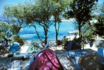 Isola d'Elba - Camping Village Le Calanchiole - Area tende