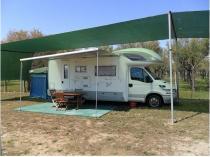 Camping Sabbia d'oro - Area Camper