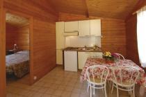 Villaggio Camping Spiaggia del Riso - Case mobili interno