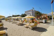 Spiaggia Hotel Rex Senigallia