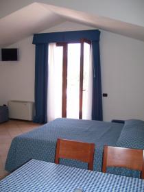Bosa - Hotel Isola Rossa - Camera