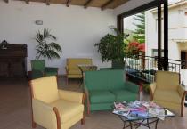 San Vito lo Capo - Hotel Riviera - Dehors