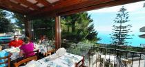 San Vito lo Capo - Villa Sauci B&B - Ristorante vista mare