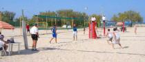 Centro Vacanze Lido Smeraldo - Lecce - Giochi in Spiaggia