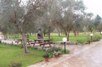 Otranto -Masseria Pallanzano - Area barbecue