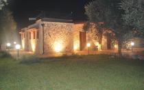 Otranto -Masseria Pallanzano - Vista di sera