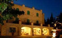 Fasano -Hotel Miramonti- Vista serale
