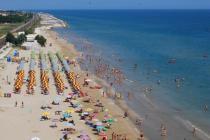 Spiagge Torrette di Fano