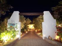 Lampedusa - Agriturismo Resort Costa House - Ingresso