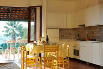 Palinuro - Residence Trivento - CucinaPalinuro - Residence Trivento - Cucina