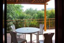 Palinuro - Residence Trivento - Terrazzo