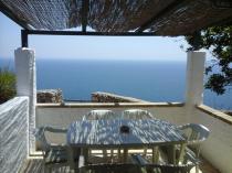 Scogliera del Gabbiano - Panorama
