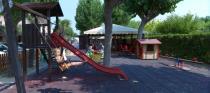 Area giochi Camping Verde Luna di Fano