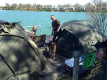 Area Camper del Campeggio Lake Placid