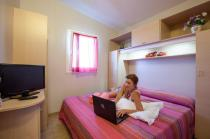 Interno case mobili Villaggio Lake Placid di Silvi Marina