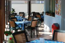 Dehors Hotel Caraibi di Senigallia