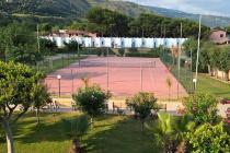 Marina di Zambrone -Villaggio Borgo Marino & Albatros - Campo da Tennis