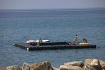 Piattaforma in mare
