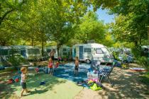 Tahiti Camping & Thermae Bungalow Park - Area Camping