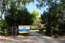 ingresso camping