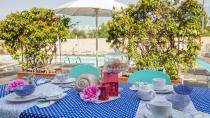 Camping La Mimosa - Dehors Piscina