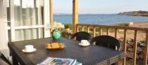 La Maddalena - Abbatoggia Village - Veranda vista mare