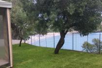 Tenda Glamping vista mare Villaggio Villamarina