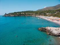 Panoramica spiaggia Villaggio delle Sirene