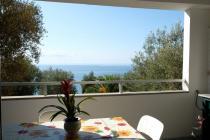 Balcone appartamento Villaggio delle Sirene
