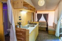 5 Pers. Lodge Tent -Castiglione della Pescaia - Camping Village Santapomata