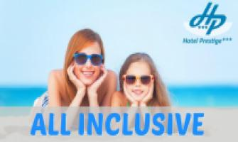 WEEKEND A MAGGIO 2018 - ALL INCLUSIVE