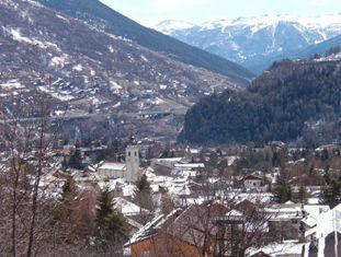 Bardonecchia, l'estremità occidentale d'Italia