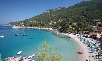 Capo Sant'Andrea: il cuore dell'Elba