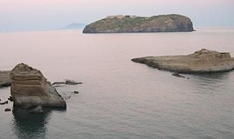 La piccola Isola di Santo Stefano