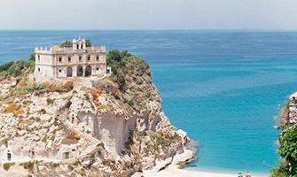 Santa Maria dell'Isola di Tropea