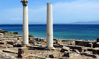 Il sito Archeologico di Tharros