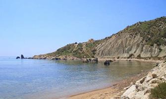 Le spiagge de La Foce e Il Cavalluccio