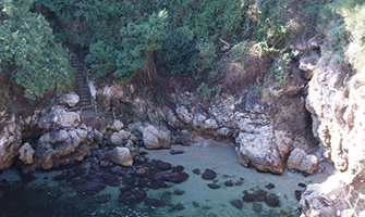 Punta del Capo e Bagni della Regina Giovanna