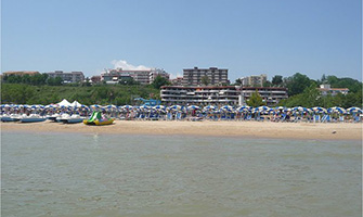 Spiaggia di Rio Vivo