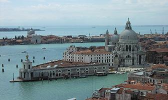 Venezia la città degli innamorati