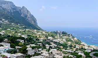 Mare in Campania