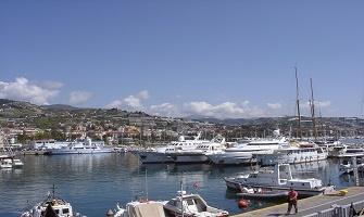 Sanremo mare e spiagge da sogno