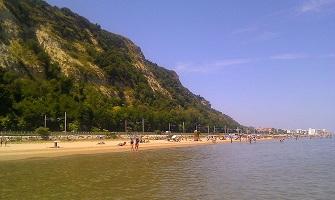Pesaro il mare nella Riviera delle Colline