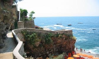 Praiano il cuore della Costiera Amalfitana