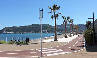 Savona, lo spettacolo della Riviera di Ponente